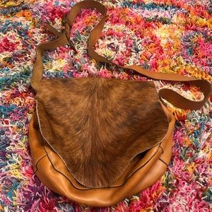 Patricia Nash Cowhide Leather Bag